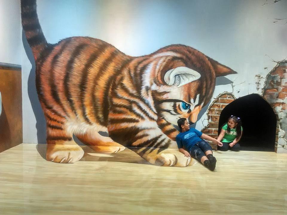Magic Eye 3D Museum Kualanamu