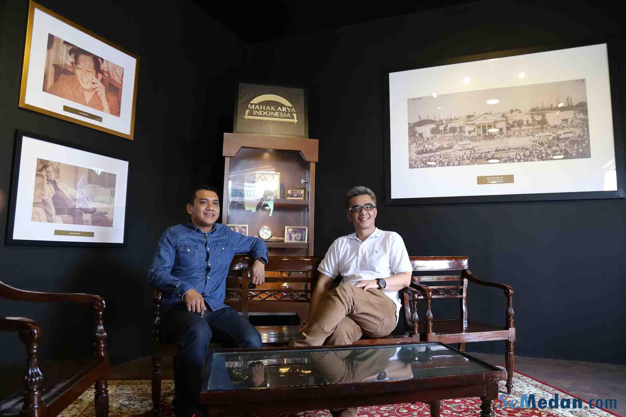 """""""Mahakarya Indonesia"""" Hadir di Tengah Kemeriahan Pekan Raya Sumatera Utara 2017"""