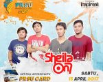 The Legend Sheila On7 di Panggung Utama PRSU 2017
