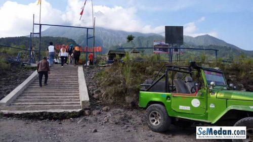 Merapi Lava Tour, Wisata Jeep Off- Road di Kaki Gunung Merapi