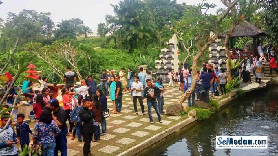 T-Garden Outbound and Ranch, Keindahan Pulau Bali Ada di Tanah Deli