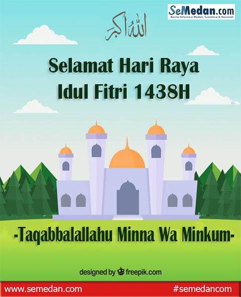 Cara Rasulullah Berhari Raya Idul Fitri