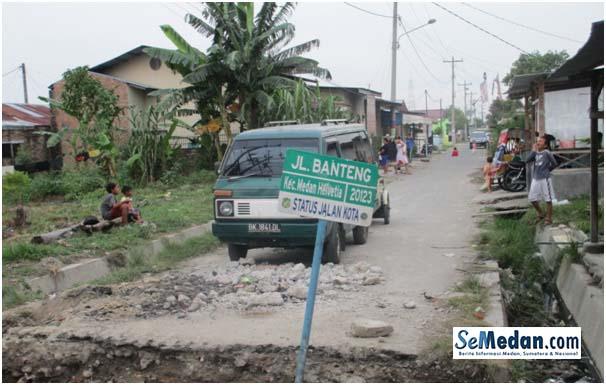Kondisi Jalan di Kota Medan dan Perubahan Nama Jalan