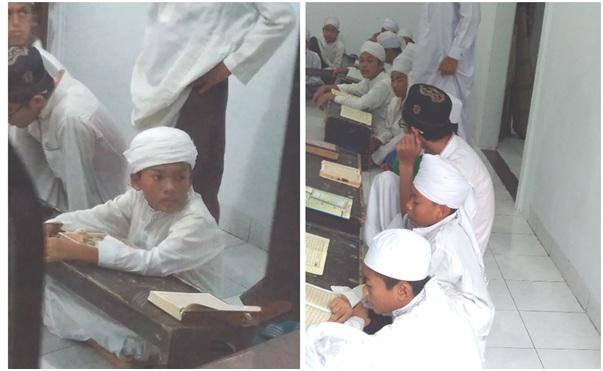Madrasah Tahfidzul Qur'an An-Nur