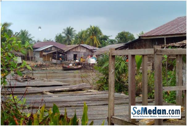 Kampung Orang Banjar di Karang Gading