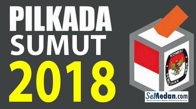Kapan Pilkada Sumut 2018?