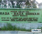 Makam Islam Tua Raja-raja Sorkam, Jirat Rondah