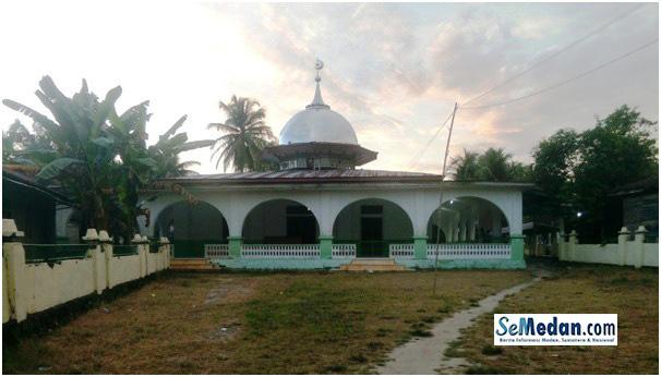 Masjid Asy-Syuhada, Sorkam Kanan
