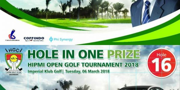 HIPMI Open Golf Tournament