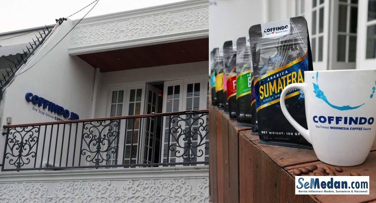 Perkenalkan Kopi Nusantara Selama 19 Tahun, Inilah Rencana Coffindo Berikutnya