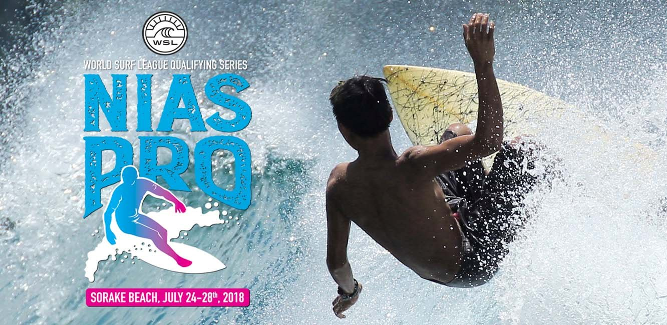 10 Lokasi Kompetisi Surfing International Tahun 2018