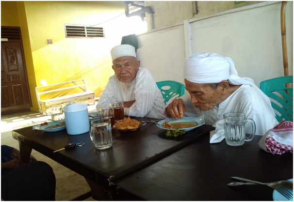 Almarhum H. Simatupang semasa hidup