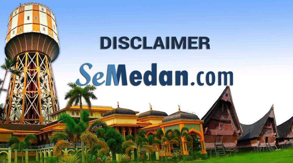 disclaimer semedan.com
