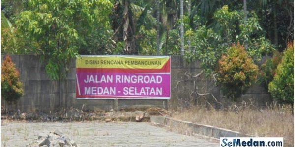 Jalan Ring Road Medan-Selatan