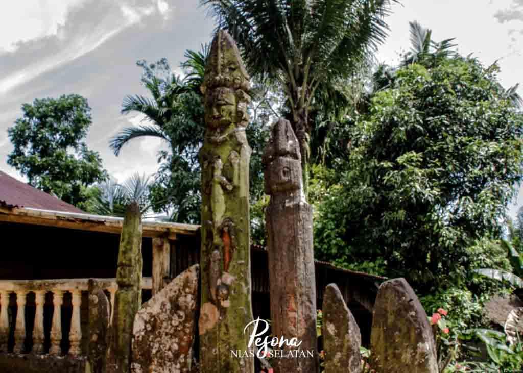 Kampung Tua Börönadu, Kampung Tertua Nias Selatan