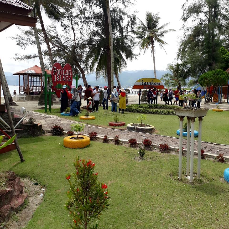Pulau Poncan Sibolga, Wisata Bahari Tapanuli Tengah