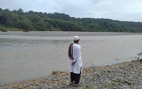 Setangkup Haru di Sungai Wampu