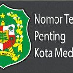 Daftar Nomor Telepon Penting Kota Medan