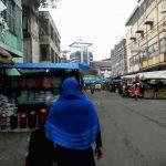 Pajak Petisah Medan, Paduan Pasar Tradisional dan Modern